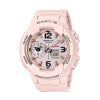 Casio Baby-G Analog - Digital Pink Dial Women's Watch
