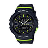 Casio Baby-G Analog - Digital Black Dial Women's Watch