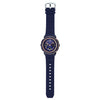 Casio Baby-G Analog - Digital Blue Dial Women's Watch