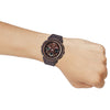 Casio Baby-G Analog - Digital Brown Dial Women's Watch