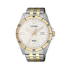 Citizen White Dial Men's Watch - BI5056-58A