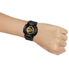 Casio Baby-G Black & Gold Dial Women's Watch
