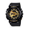 Casio Baby-G Analog - Digital Gold Dial Women's Watch