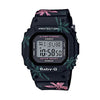 Casio Baby-G Digital Black Dial Women's Watch