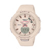 Casio Baby-G Analog - Digital Beige Dial Women's Watch