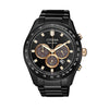 Citizen Eco-Drive Black Dial Men's Watch