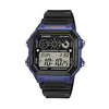 Casio Youth Series Digital Black Dial Men's Watch - AE-1300WH-2AVDF