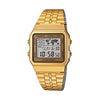 Casio Vintage Digital Multicolor Dial Men's Watch - A500WG9DF