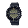 Casio Outdoor Digital Black Dial Men's Watch - SGW-600H-9ADR