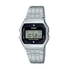 Casio Vintage Digital Black Dial Men's Watch