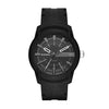 Diesel Armbar Black Dial Men's Watch - DZ1830