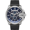 Diesel Mega Chief Blue Dial Men's Watch - DZ4423