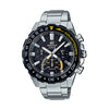 Casio Edifice Analog Black Dial Men's Watch - EFS-S550DB-1AVUDF
