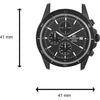 Casio Edifice Analog Black Dial Men's Watch - EFR-526BK-1A1VUDF