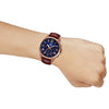 Casio Edifice Analog Blue Dial Men's Watch - EFV-500GL-2AVUDF