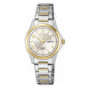 Citizen Silver Dial Women's Watch