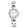 Fossil Virginia Silver Dial Women's Watch - ES3282
