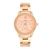 Fossil Stella Rose Gold Dial Women's Watch - ES3590