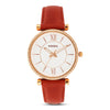 Fossil Carlie Silver Dial Women's Watch