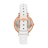 Fossil Jacqueline White Mother of Pearl Dial Women's Watch - ES4579