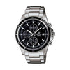 Casio Edifice Analog Black Dial Men's Watch - EFR-526D-1AVUDF
