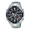 Casio Edifice Black Dial Men's Watch - EX354