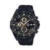 Casio Edifice Analog Black Dial Men's Watch - EFR-556PB-1AVUDF