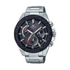 Casio Edifice Analog Grey Dial Men's Watch - EQS-910D-1AVUDF