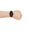 Fossil Machine Black Dial Men's Watch - FS4656