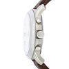 Fossil Grant Cream Dial Men's Watch
