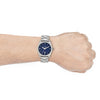 Fossil Machine Blue Dial Men's Watch - FS5340