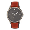 Fossil The Minimalist 3H Grey Dial Men's Watch