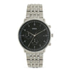 Fossil Chase Timer Black Dial Men's Watch - FS5489