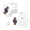 Fossil Q Grant Blue Dial Men's Smartwatch