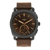 Fossil Machine Hybrid Black Dial Men's Smartwatch
