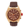 Gio Collection Brown Dial Men's Watch