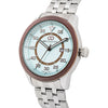 Gio Collection Blue Dial Men's Watch - G1026-44