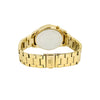 Gio Collection Gold Dial Women's Watch