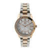 Gio Collection Silver Dial Women's Watch - G2002-55
