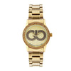 Gio Collection Gold Dial Women's Watch - G2003-44