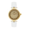Gio Collection Gold Dial Women's Watch - G2008-07