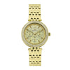 Gio Collection Gold Dial Women's Watch - G2011-22