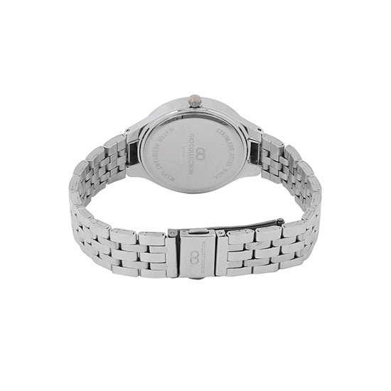 Gio Collection Grey Dial Women's Watch - G2032-11