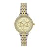 Gio Collection Gold Dial Women's Watch - G2034-22