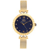 Gio Collection Blue Dial Women's Watch - G2043-22