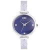 Gio Collection Blue Dial Women's Watch