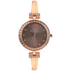 Gio Collection Grey Dial Women's Watch