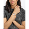 Gio Collection Pink Dial Women's Watch