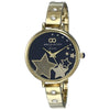 Gio Collection Blue Dial Women's Watch - G2123-22