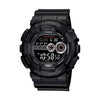 Casio G-Shock Digital Black Dial Men's Watch